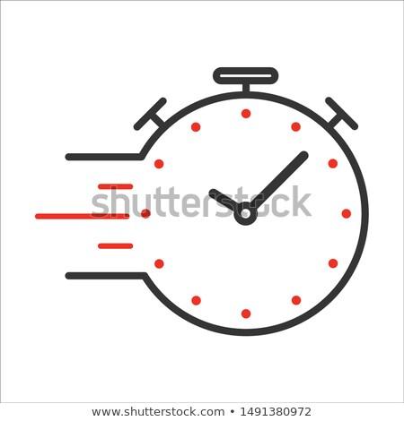 relógio · trabalhar · horas · extras · texto · 3d · render · fundo - foto stock © oakozhan