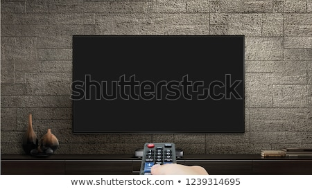 Television Stock photo © vectomart