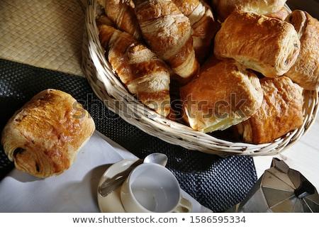 assorted petit pains Stock photo © Digifoodstock
