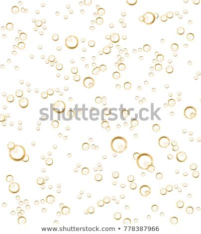 Kóla buborékok vektor sötét üdítő cseppek Stock fotó © pikepicture