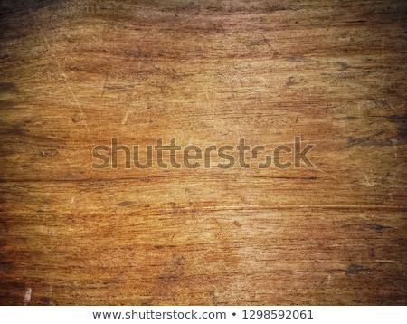 Jahrgang befleckt Holz Wand Textur abstrakten Stock foto © ilolab