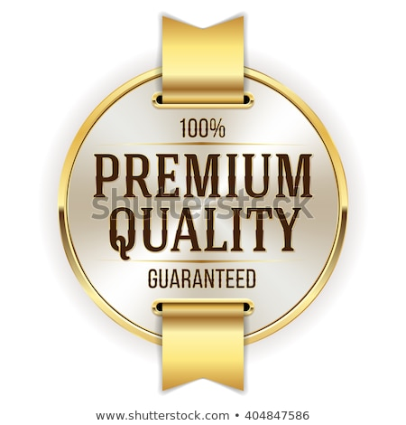 best choice award gold offer premium quality label stock photo © robuart