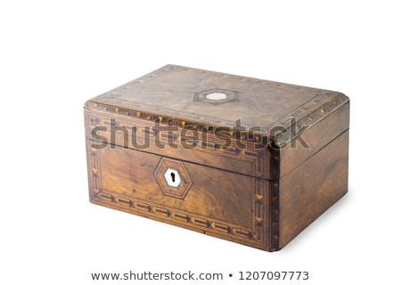 Chest with jewellry Stock photo © elly_l