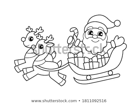 Christmas color concept Stock photo © choreograph