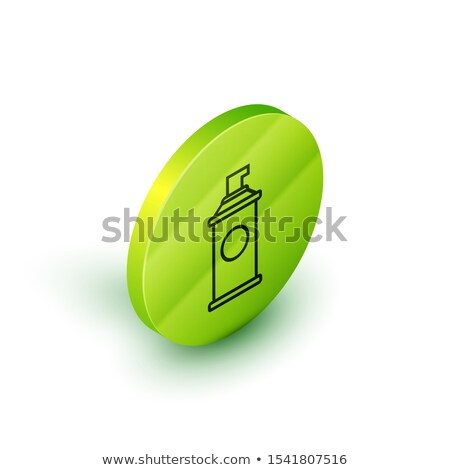 Room container icon schets illustratie vector Stockfoto © pikepicture