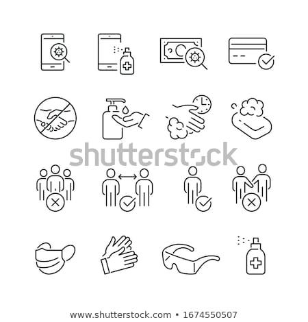 pandemic prevention kit Stock photo © hayaship