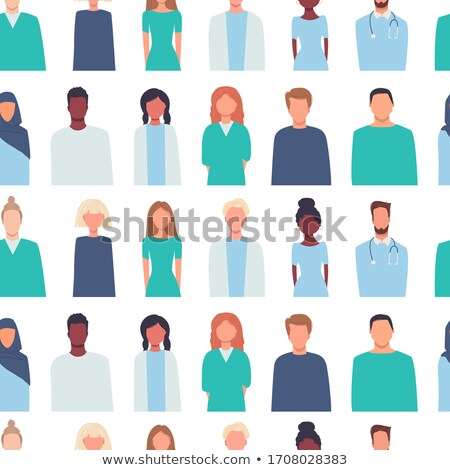 Medical Workers And Society Stock photo © Lightsource