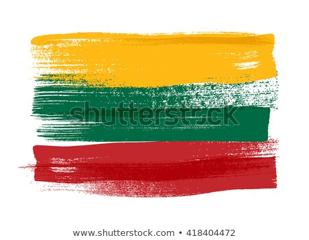 Grunge bandera Lituania edad vintage textura grunge Foto stock © HypnoCreative