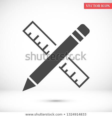 ビジネス · オフィス · ツール · アイコン · ベクトル - ストックフォト © stoyanh