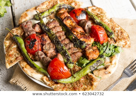 Stockfoto: Mixed Grill