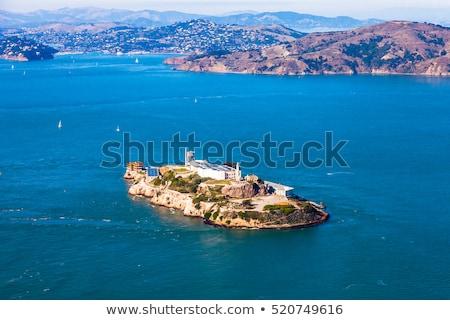 View Alcatraz stock photo © jewhyte