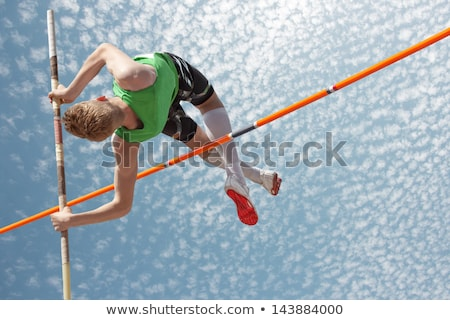 Pole vault Stock photo © Sportlibrary