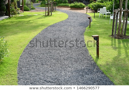 walk way in garden  Stock photo © jakgree_inkliang