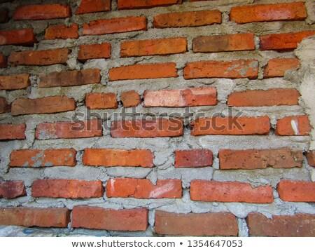 シームレス メーソンリー 壁 クローズアップ テクスチャ パターン ストックフォト © Leonardi