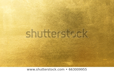 lightly brushed gold Stock photo © clearviewstock