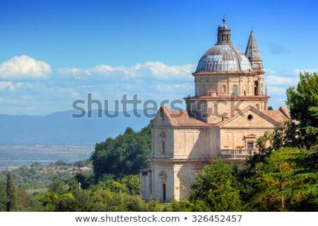 San Bagio Church Stock photo © bigjohn36