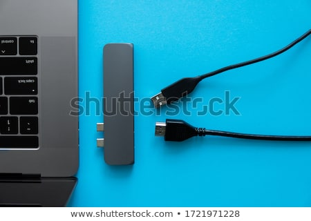 usb adapter Stock photo © jarp17
