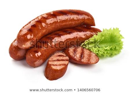 rustiek · cubaans · sandwich · voedsel · hart - stockfoto © m-studio