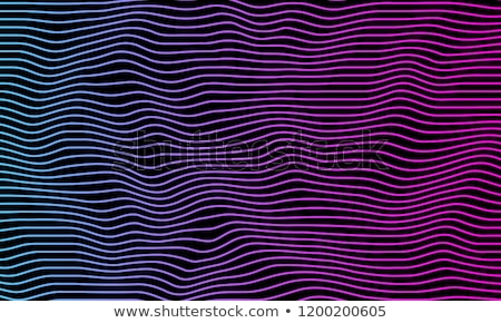 abstract colorfull smooth wave background Stock photo © rioillustrator