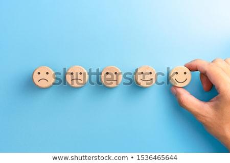 Stockfoto: Satisfaction Concept