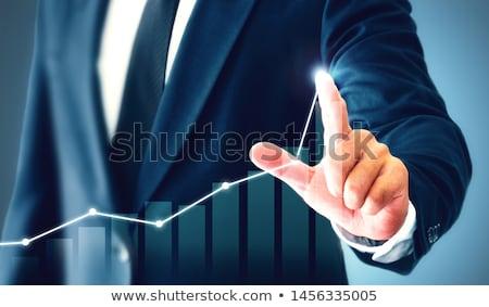Beruházás potenciál üzlet viselet fogaskerék kerék Stock fotó © Lightsource