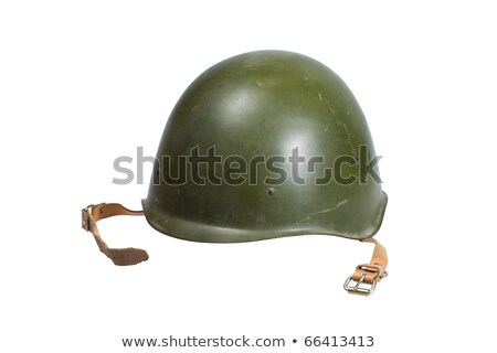 Old Soviet Helmet Stock photo © cosma