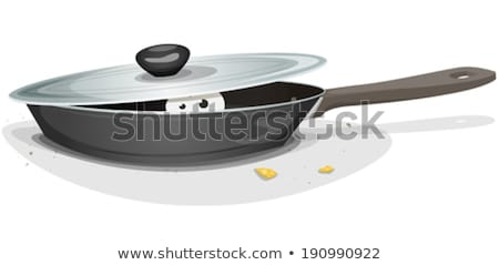 Mouse Or Cat Inside Kitchen Stove Stock photo © benchart