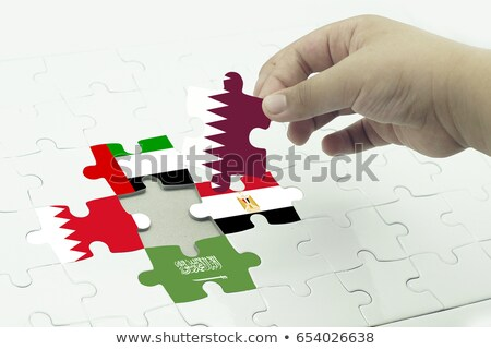 Diplomatic Crisis Stock photo © Lightsource