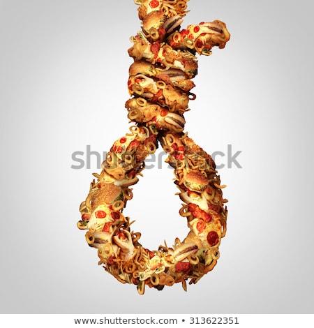 diet noose stock photo © lightsource