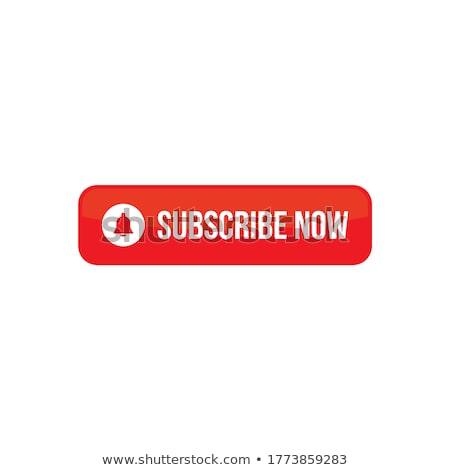Subscribe Now Red Vector Icon Design Stock photo © rizwanali3d