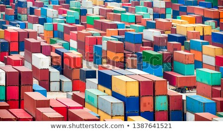 HongKong Imports stock photo © p0temkin