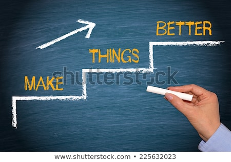 Make Things Better Stock photo © Lightsource