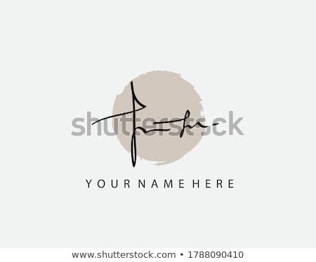 écrit droit législation écrivain symbole stylo Photo stock © Lightsource