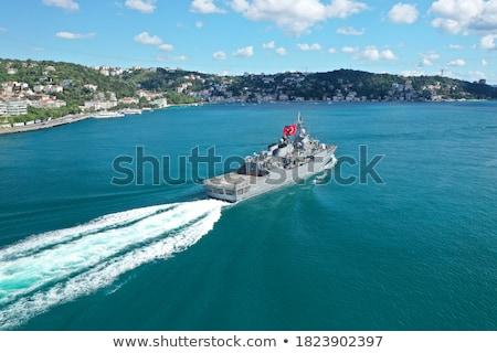 Warships Stock photo © All32