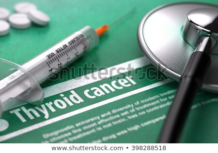 cancro · ghiandola · umani · organo · tumore · crescita - foto d'archivio © tashatuvango