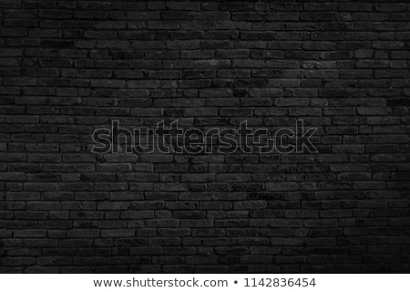 ストックフォト: Rough Brick Wall Toned