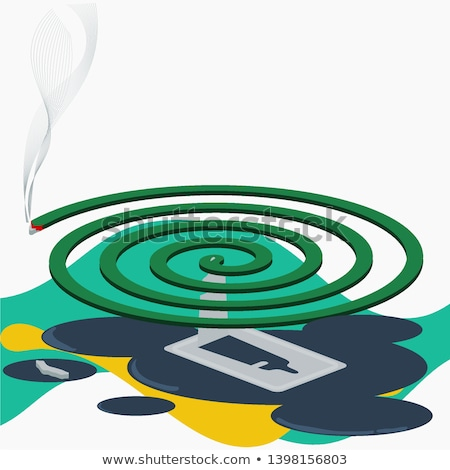 mosquito coil stock photo © stocksnapper
