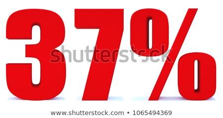 groß · Verkauf · Aufkleber · trendy · linear · Stil - stock foto © imaster