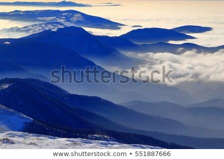 Tarcu Mountains Stock photo © igabriela