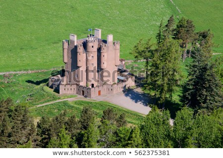 Braemar castle in Aberdeenshire,  Scotland Stock photo © Julietphotography