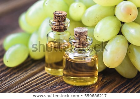 White Wine in front of beautiful background Stock photo © 3523studio
