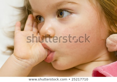 Young child just before bedtime Stock photo © photography33
