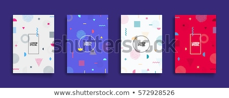 Music on colorfull background Stock photo © ajlber