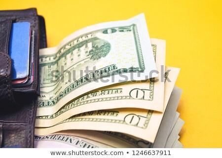 dolar · banka · nakit · zengin · ABD · kumar - stok fotoğraf © shutswis