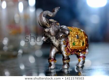 elephant statuette Stock photo © Antonio-S