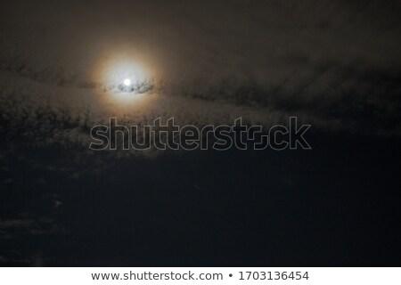 ciemne · kule · orbita · około · świetle · streszczenie - zdjęcia stock © piedmontphoto
