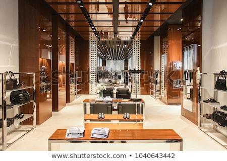 Luxo boutique não meu projeto projeto Foto stock © ixstudio