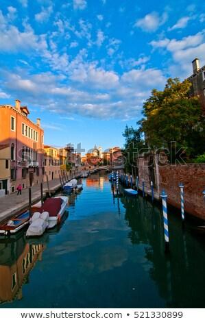 Wenecja Włochy niezwykły widoku miejsce Zdjęcia stock © keko64