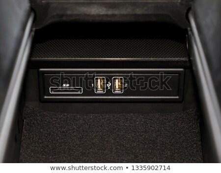 inside of SD card  Stock photo © jonnysek