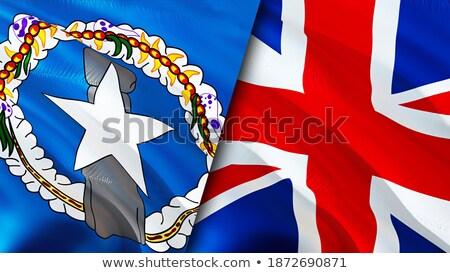 Reino Unido banderas rompecabezas aislado Foto stock © Istanbul2009